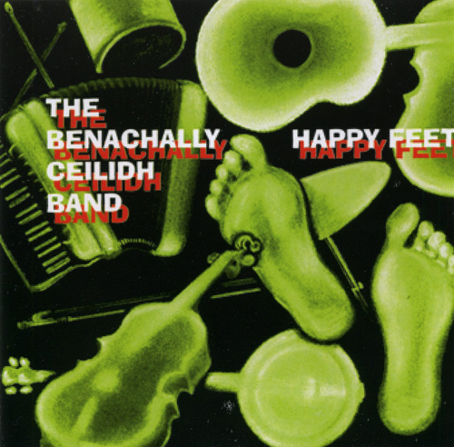 The Benachally Ceilidh Band