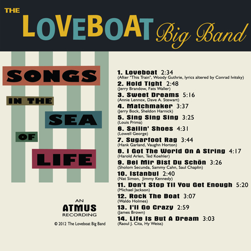The Loveboat Big Band