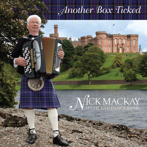 Nick Mackay Highland Dance Band